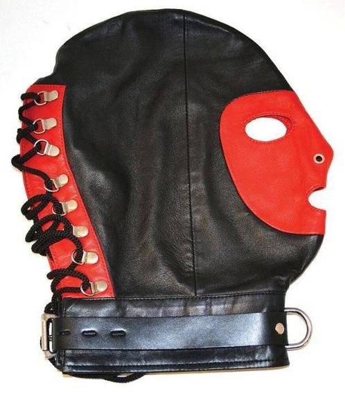 rouge-leather-hood-w-collar-one-size