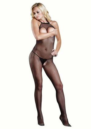 seamless-fishnet-halter-open-cup-bodystocking