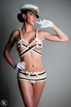 Check out the new POSH rope for shibari inspired looks